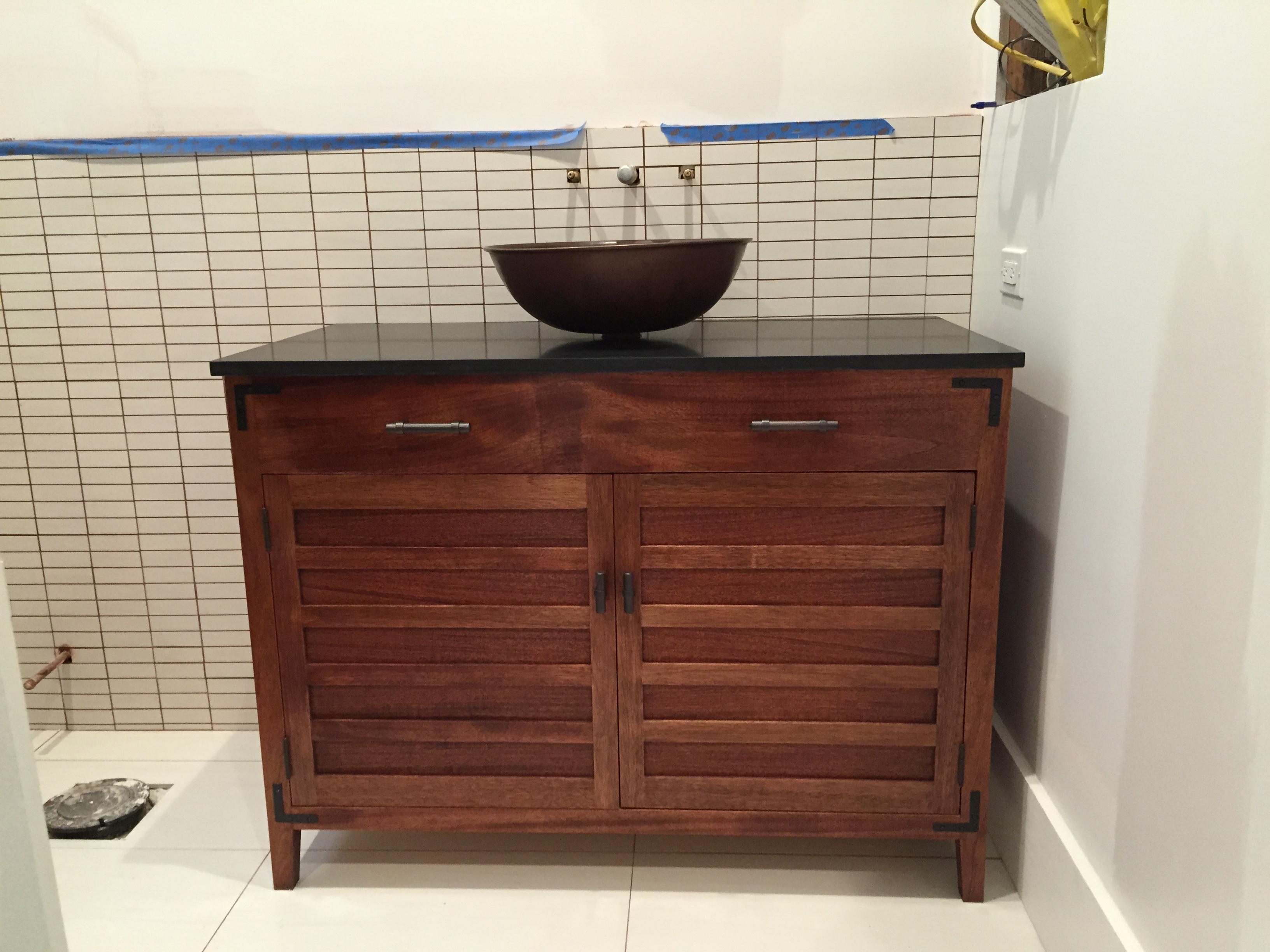 Zen Bathroom Vanity zen bathroom vanity – lambert holmes design